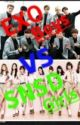 EXO boys Vs. SNSD Girls (A Game Called Love) by RoseMalynSpikers