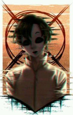 Masky x Blind Reader by ThiefGirlGamer