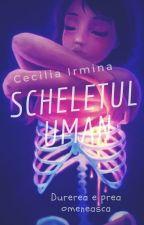 Scheletul uman by CeciliaIrmina