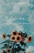 I feel like coming undone (A Taylor Swift Story) by iwantyourmidnights