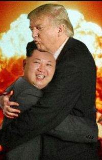 The Tragedy of Kim & Donald  cover
