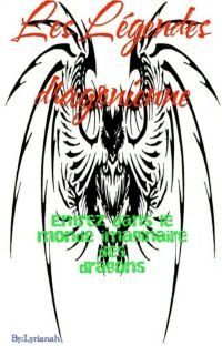 Les Légendes Dragonienne cover