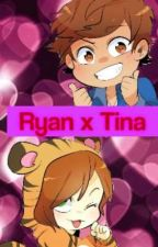 Ryan x Tina by KrypticScorpion