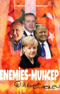 Enemies'MUHCEP (three shots bc yazar üşengeç) cover