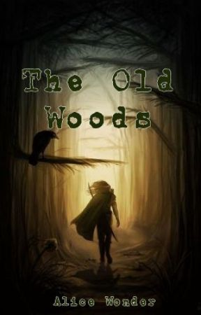 The Old Woods by Alicewonder123