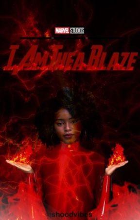 I Am Thea Blaze by blck90schld