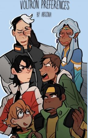 voltron preferences •discontinued• by absxnia