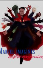 Marvel imagines~ by childofdegeneration7
