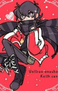Voltron oneshots- (Keith centric)  cover