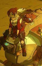 The Betrayed Pilot (Titanfall x RWBY) by Jzargo232