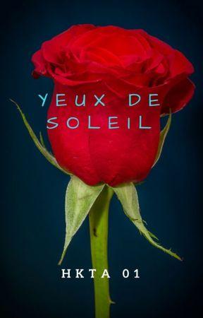 Yeux de Soleil by hkta01