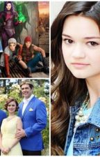 Beauty & the Beast's daughter(A Descendants fanfic book 1)[Completed] by Oncer121598