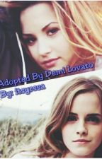 Adopted By Demi Lovato by laryssaosyka