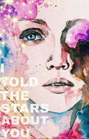 I Told The Stars About You - LP by itsayeh