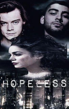 Hopeless [H.S/Z.M] (A.U)  by Harlena20