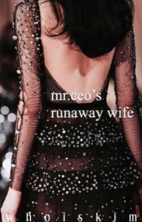 Mr.CEO's Runaway Wife by whoiskim
