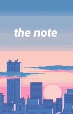 the note ➳ xu minghao  by meomappy