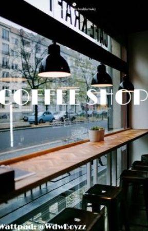 Coffee Shop// D.S. by WdwBoyzz