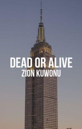 Dead or Alive   Zion Kuwonu by welphoe