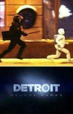Detroit Become Human (x male reader) oneshots by LarsMarsxx