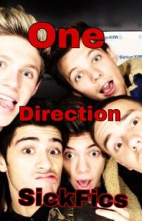One Direction Sick Fics cover