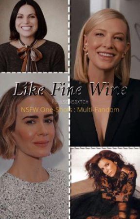 NSFW One Shots {multi-fandom} by paulsonsbxtch