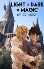 Light + Dark = Magic (Solangelo Goes to Hogwarts) by Leo_Izzi_Valdez