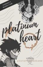 Platinum Heart   Overhaul x Reader x Dabi by catoftheredsand