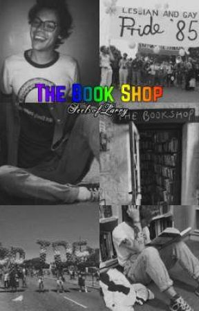 The Book Shop | L. S.  by FeelsofLarry