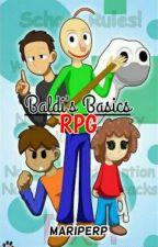 Baldi's Basics ↬ RPG [ Hiatus ] by mrxprp