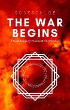 The War Begins by RubyChloe