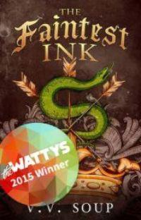 The Faintest Ink (Watty Winner 2015) cover