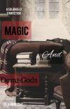 Magic And Demigods (A Solangelo Goes To Hogwarts) cover