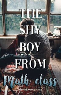 The shy boy from math class cover