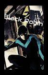 Black Robin || DC COMICS cover