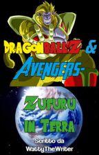 Dragonball V Avengers- Tsufuru in Terra by WattiaTheWriter