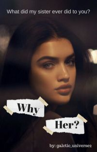 Why Her? (13 Reasons Why) cover