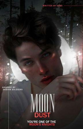 Moondust غبار القمر by meowyoongles__
