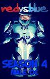 Red vs Blue Season 4: Male Oc  cover