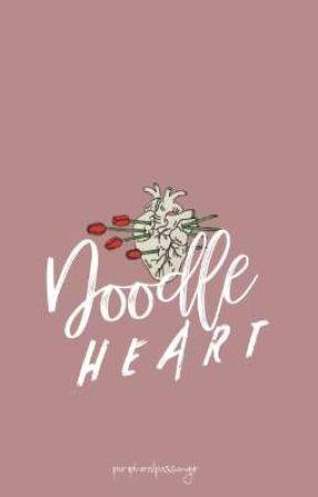 Doodle Heart | ✓ by belleofstars
