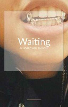 Waiting  by borrowed_empathy