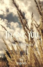 Thank You by MAB1905