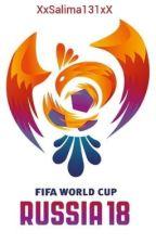 FIFA WORLD CUP 2018™✓  by iiamshian