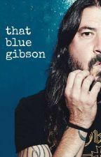 That Blue Gibson by thatbluegibson