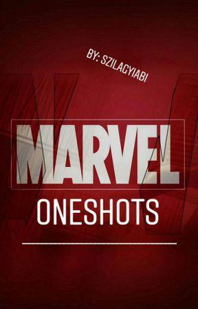 Marvel oneshots- BEFEJEZETT✔️  by szilagyiabi