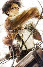 Levi x reader (smut oneshots) by nexuyaa