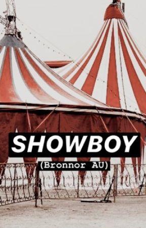 Showboy; bronnor AU; THE VAMPS! by bradleybwear