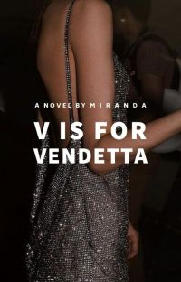 V is for Vendetta cover