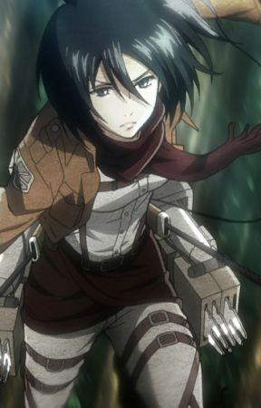Mikasa x male reader (TRAINING CORPS ) by Barrededaniel639