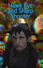 Hawk eye and Sharp Shooter. by AshleyBlack42
